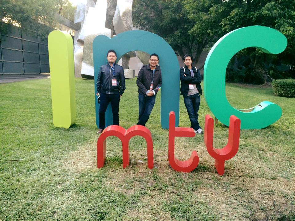 INCMty 2015 Experience